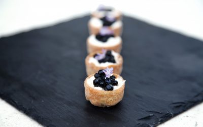 Balsamic Vinegar Pearls