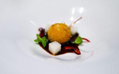 Chupa Caldo di Parmigiano con Saba Biologica di Mele